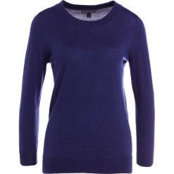 J.CREW TIPPI Sweter navy. Niebieskie swetry klasyczne damskie J.CREW, l, z materiału. Za 419,00 zł.