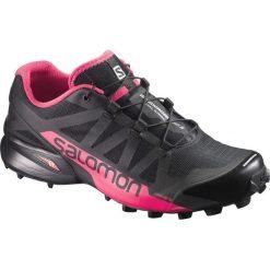 Buty do koszykówki damskie: Salomon Buty damskie Speedcross Pro 2 Black/Virtual Pink r. 41 1/3 (398427)