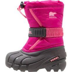 Buty: Sorel FLURRY Śniegowce pink
