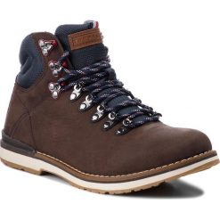 Trapery TOMMY HILFIGER - Outdoor Hiking Detail Boot FM0FM01755  Coffee 211. Żółte glany męskie marki Cropp. Za 649,00 zł.