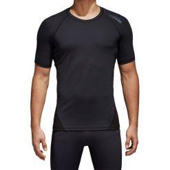Koszulka termoaktywna męska ADIDAS TECHFIT ALPHASKIN SPORT TEE / CF7235 - TECHFIT ALPHASKIN. Czarne odzież termoaktywna męska marki Adidas, m, techfit (adidas). Za 129,00 zł.