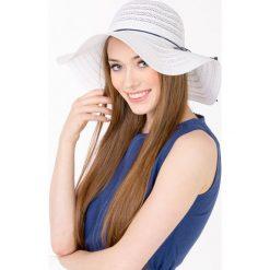 Kapelusze damskie: Ażurowy kapelusz