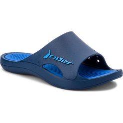Chodaki męskie: Klapki RIDER - Bay VII Ad 82216 Blue 21119
