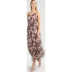Długie sukienki: Cream LOREEN DRESS Długa sukienka rose