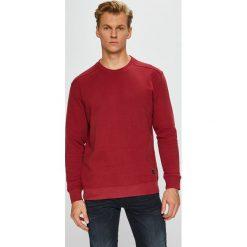 Lee - Bluza. Brązowe bluzy męskie rozpinane Lee, l, z bawełny, bez kaptura. Za 219,90 zł.