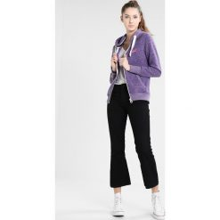 Bluzy damskie: Superdry ORANGE LABEL PRIMARY ZIPHOOD Bluza rozpinana gumball purple snowy