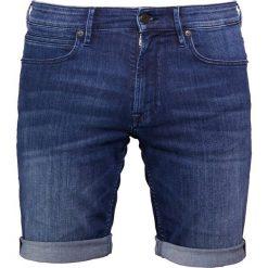 Odzież: BOSS CASUAL ORANGE 24 SHORTS Szorty jeansowe blau