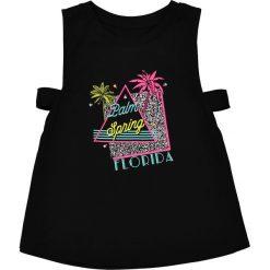 Bluzki dziewczęce: Wzorzysta koszulka na ramiączkach 10-16 lat