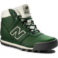 Trekkingi NEW BALANCE - WL701PKR Zielony. Zielone buty zimowe damskie New Balance, z materiału. W wyprzedaży za 319,00 zł.