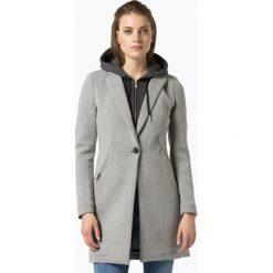 Płaszcze damskie pastelowe: Superdry - Płaszcz damski, szary