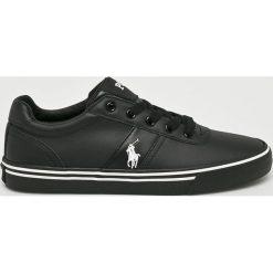 Polo Ralph Lauren - Buty. Czarne buty skate męskie Polo Ralph Lauren, z gumy, na sznurówki. Za 429,90 zł.