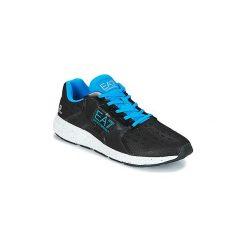 Buty do biegania Emporio Armani EA7  SPIRIT C2 ULTRALIGHT U. Czarne buty do biegania męskie marki Asics. Za 559,20 zł.