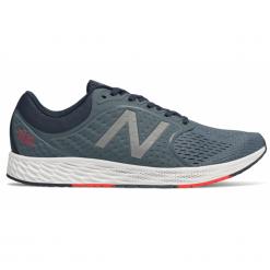 Buty do biegania męskie New Balance Fresh Foam Zante v4 - MZANTPC4. Brązowe buty do biegania męskie New Balance, z gumy, na sznurówki. Za 470,00 zł.