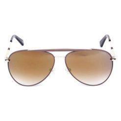 """Okulary przeciwsłoneczne męskie: Okulary przeciwsłoneczne """"BL251203"""" w kolorze brązowym"""