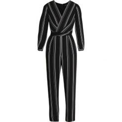 Forever New LOGAN TWIST FRONT STRIPE Kombinezon black and white. Niebieskie kombinezony damskie marki JUST FEMALE, xs, z materiału. Za 379,00 zł.