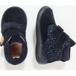 Gioseppo Botki marino. Niebieskie buty zimowe damskie Gioseppo, z materiału. W wyprzedaży za 183,20 zł.