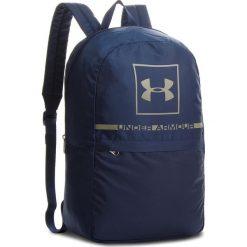 Plecak UNDER ARMOUR - Project 5 Backpack 1324024-410  Granatowy. Niebieskie plecaki męskie Under Armour, z materiału, sportowe. Za 109,95 zł.
