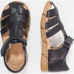 Bisgaard Sandały blue. Niebieskie sandały męskie skórzane Bisgaard. Za 359,00 zł.