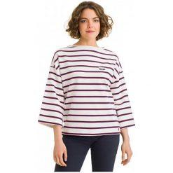 Galvanni Bluza Damska Dubbo L, Kremowy. Białe bluzy damskie marki GALVANNI, l, z materiału. W wyprzedaży za 219,00 zł.