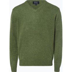 Mc Earl - Sweter męski, zielony. Zielone swetry klasyczne męskie marki QUECHUA, m, z elastanu. Za 129,95 zł.