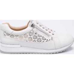 Caprice - Buty. Szare buty sportowe damskie Caprice, z gumy. W wyprzedaży za 219,90 zł.