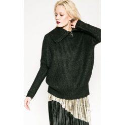 Medicine - Sweter Rebel Forest. Szare swetry klasyczne damskie marki MEDICINE, l, z dzianiny. W wyprzedaży za 79,90 zł.