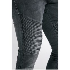Review - Jeansy Jeremy. Szare jeansy męskie skinny Review, z bawełny. Za 179,90 zł.