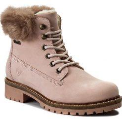 Buty zimowe damskie: Trapery TAMARIS – 1-26244-29 Lt.Pink/Fur 576