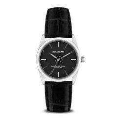 """Zegarki męskie: Zegarek """"ZVF234"""" w kolorze czarno-srebrnym"""