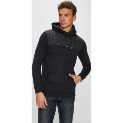 Brave Soul - Bluza. Brązowe bluzy męskie rozpinane marki SOLOGNAC, m, z elastanu. Za 99,90 zł.