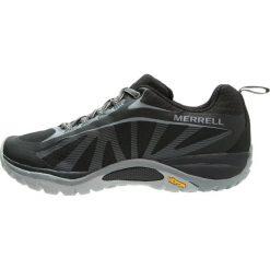 Buty sportowe damskie: Merrell SIREN EDGE Obuwie hikingowe black