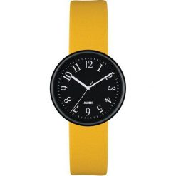Zegarki damskie: Zegarek Record damski z wymiennymi paskami żółtym i fioletowym