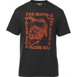 FOX T-Shirt Męski Catalog Premium L Czarny. Czarne t-shirty męskie FOX, m. Za 117,00 zł.
