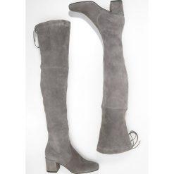 Pretty Ballerinas ANGELIS Muszkieterki light grey. Czarne buty zimowe damskie marki Pretty Ballerinas. W wyprzedaży za 1679,20 zł.