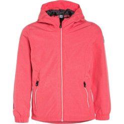 Killtec GEORGETTA Kurtka hardshell neonpink. Czerwone kurtki damskie turystyczne marki Reserved, z kapturem. W wyprzedaży za 167,30 zł.