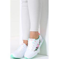 Białe Buty Sportowe Running To The Hills. Szare buty sportowe damskie marki other, z materiału. Za 79,99 zł.