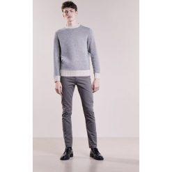 Swetry klasyczne męskie: J.CREW Sweter dune/navy