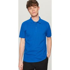 Koszulki polo: Klasyczna koszulka polo – Niebieski