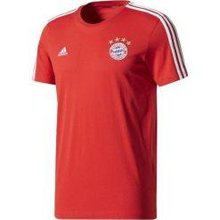 Adidas Koszulka Męska 3-Stripes FC Bayern Monachium M Czerwona r. L - (BS0113). Białe koszulki sportowe męskie marki Adidas, l, z jersey, do piłki nożnej. Za 105,46 zł.