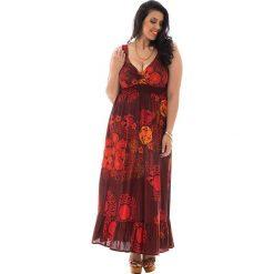 Sukienki: Sukienka w kolorze czerwonym