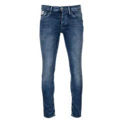 Pepe Jeans Jeansy Męskie Track 30/34 Niebieski. Niebieskie jeansy męskie regular marki Pepe Jeans. W wyprzedaży za 399,00 zł.