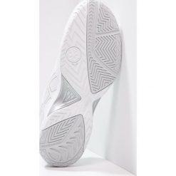 ASICS GELGAME 6 Obuwie do tenisa Outdoor white/silver. Białe buty do tenisu damskie Asics, z gumy. Za 349,00 zł.