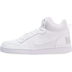 Trampki męskie: Nike Sportswear COURT BOROUGH  Tenisówki i Trampki wysokie weiß/hellgrau