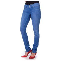 Pepe Jeans Jeansy Damskie Vera 31/34 Niebieski. Niebieskie jeansy damskie marki Pepe Jeans. W wyprzedaży za 230,00 zł.