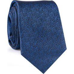 KRAWAT KWNR001865. Niebieskie krawaty męskie Giacomo Conti, z mikrofibry. Za 69,00 zł.