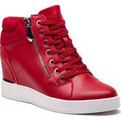 Sneakersy ALDO - Ailanna 57055977 62. Czerwone sneakersy damskie ALDO, z materiału. W wyprzedaży za 229,00 zł.