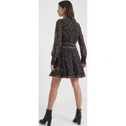 Sukienki hiszpanki: AllSaints KAY PEPPER DRESS Sukienka letnia black