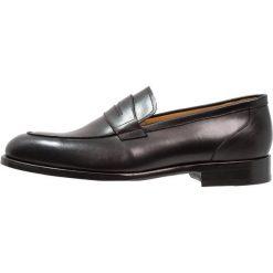 Buty wizytowe męskie: Avelar by PB NICOLAS Eleganckie buty black