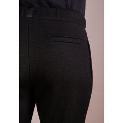Bryczesy damskie: KARL LAGERFELD Spodnie treningowe black