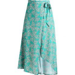 Spódniczki: Gina Tricot JAY SKIRT Spódnica z zakładką green